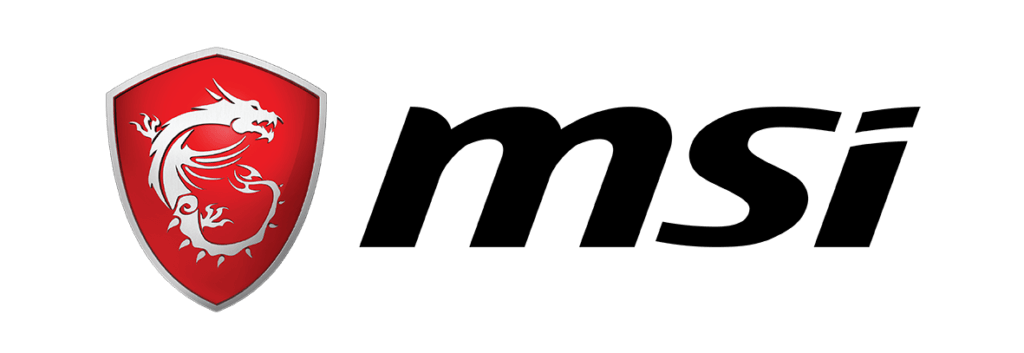 laptopy MSI - logo