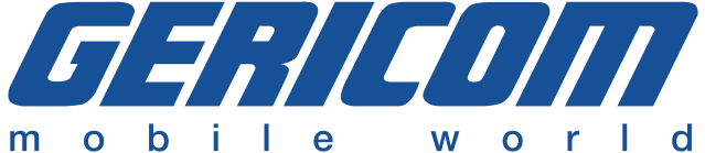 Gericom mobile world - logo